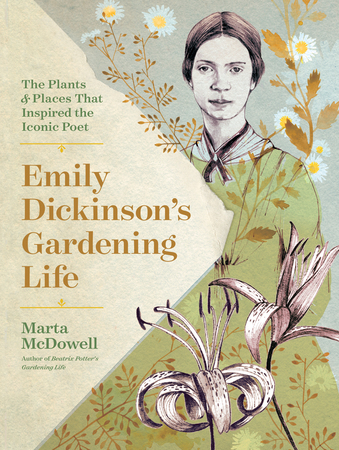 Book Cover for: Emily Dickinson's Gardening Life