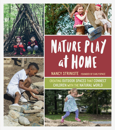 Book Cover for: Nature Play at Home