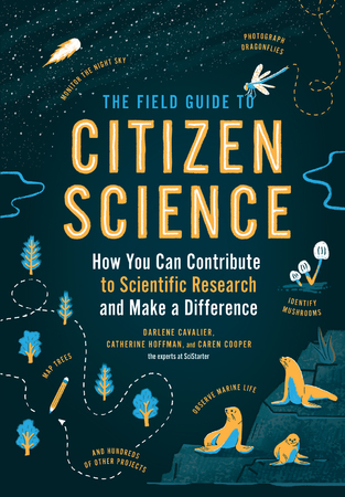Book Cover for: The Field Guide to Citizen Science