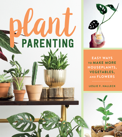 Book Cover for: Plant Parenting
