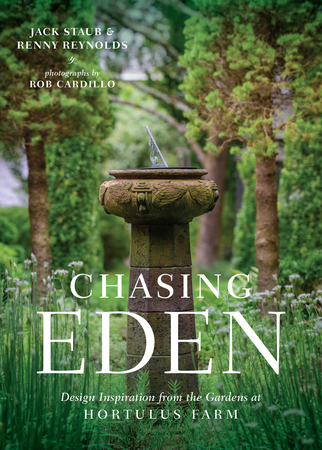 Book Cover for: Chasing Eden