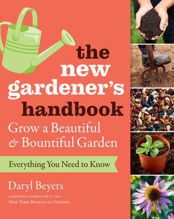 Book Cover for: The New Gardener's Handbook