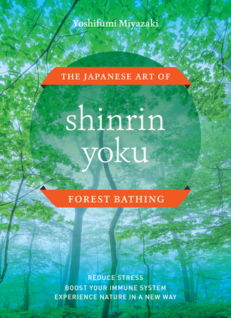 Book Cover for: Shinrin Yoku