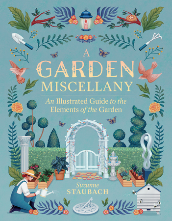Book Cover for: A Garden Miscellany