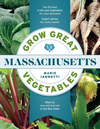 Book Cover for: Grow Great Vegetables in Massachusetts