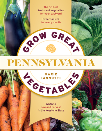 Book Cover for: Grow Great Vegetables in Pennsylvania