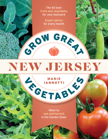 Book Cover for: Grow Great Vegetables in New Jersey