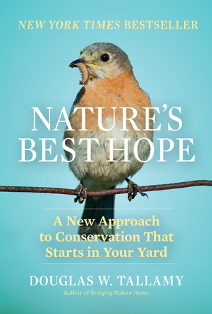 Book Cover for: Nature's Best Hope