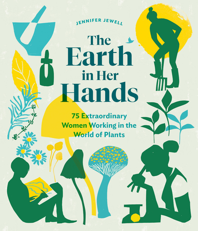 Book Cover for: The Earth in Her Hands