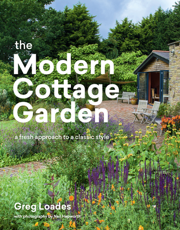 Book Cover for: The Modern Cottage Garden
