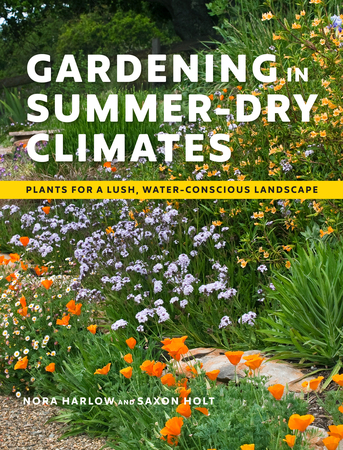 Book Cover for: Gardening in Summer-Dry Climates