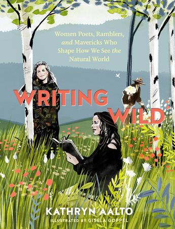 Book Cover for: Writing Wild