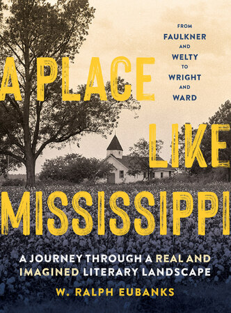 Book Cover for: A Place Like Mississippi