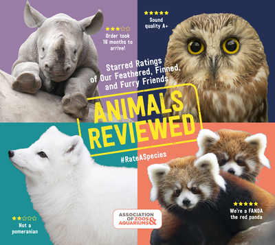 Book Cover for: Animals Reviewed