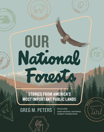 Book Cover for: Our National Forests