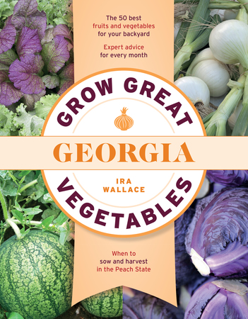 Book Cover for: Grow Great Vegetables in Georgia