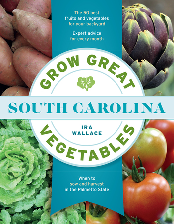 Book Cover for: Grow Great Vegetables in South Carolina