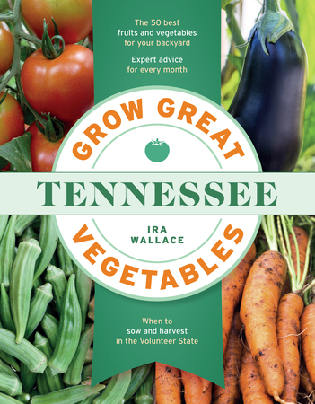 Book Cover for: Grow Great Vegetables in Tennessee