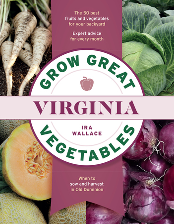 Book Cover for: Grow Great Vegetables in Virginia