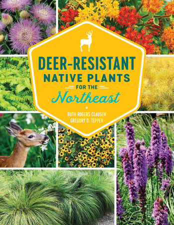 Book Cover for: Deer-Resistant Native Plants for the Northeast