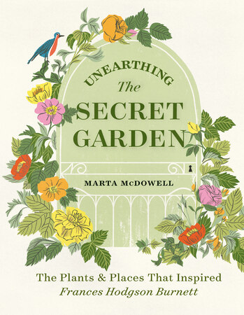 Book Cover for: Unearthing The Secret Garden