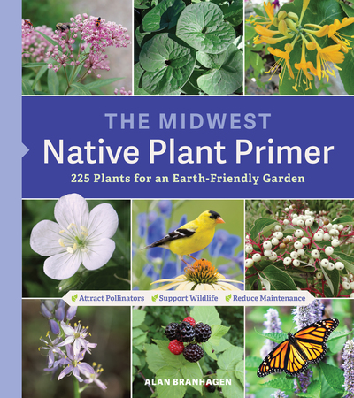 Book Cover for: The Midwest Native Plant Primer