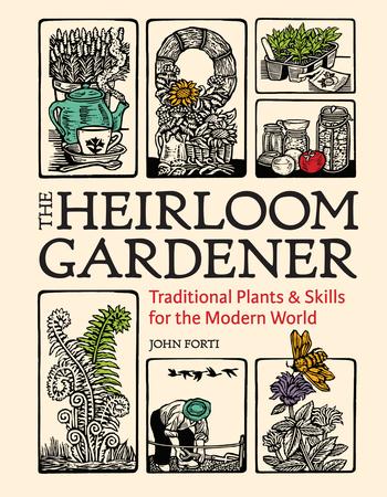 Book Cover for: The Heirloom Gardener
