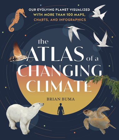 Book Cover for: The Atlas of a Changing Climate