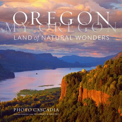 Book Cover for: Oregon, My Oregon