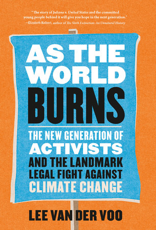 Book Cover for: As the World Burns