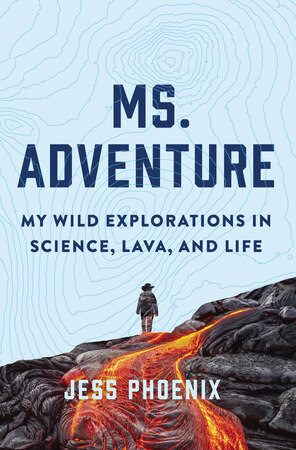 Book Cover for: Ms. Adventure