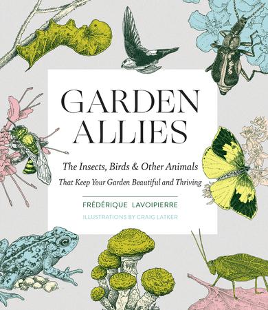 Book Cover for: Garden Allies