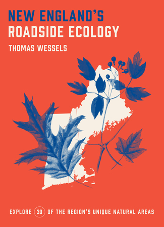 Book Cover for: New England's Roadside Ecology