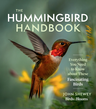 Book Cover for: The Hummingbird Handbook