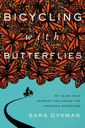 Book Cover for: Bicycling with Butterflies