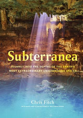 Book Cover for: Subterranea