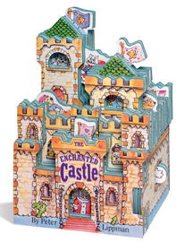 Mini House: The Enchanted Castle - cover