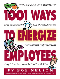 1001 Ways to Energize Employees - cover