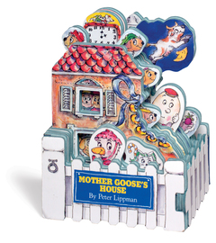 Mini House: Mother Goose's House - cover