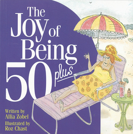 The Joy of Being 50 Plus - cover