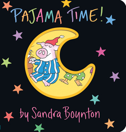 Pajama Time! - cover