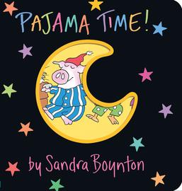 Pajama Time! - cover