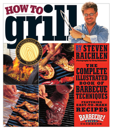 How to Grill - cover