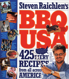 BBQ USA - cover