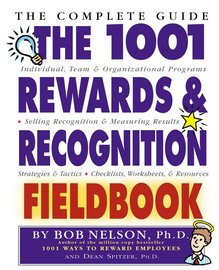 The 1001 Rewards & Recognition Fieldbook - cover