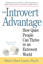 The Introvert Advantage - cover