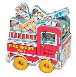 Mini Wheels: Mini Fire Engine - cover