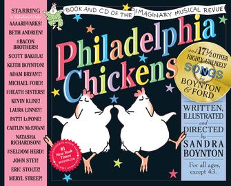 Philadelphia Chickens - cover