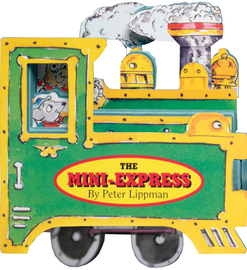Mini Wheels: The Mini-Express - cover