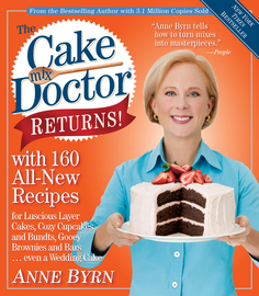 The Cake Mix Doctor Returns! - cover